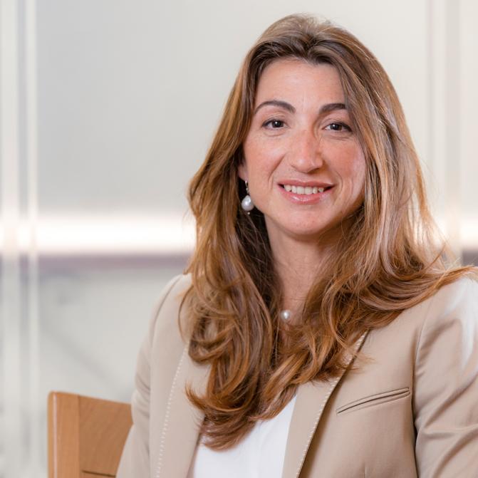 Equip de treball Corporate Defense: Judit Gené Creus. Sòcia del despatx Melero&Gené